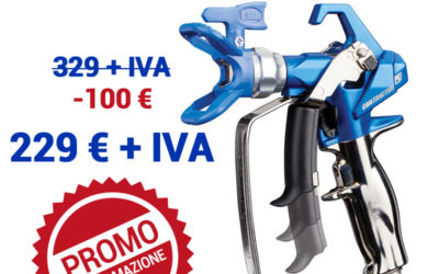 PISTOLA GRACO CONTRACTOR PC PROMO ROTTAMAZIONE
