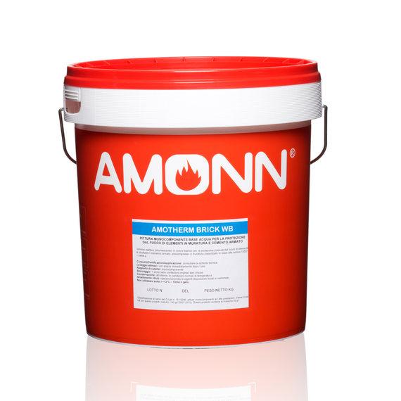 Amotherm Steel: vernici per proteggere l'acciaio dal fuoco