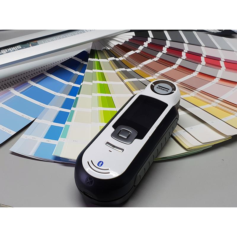 Match Stick Colorimetro Digitale Sikkens Colorado Colore Amico
