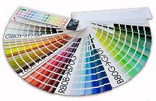 Mazzetta Cartella Index Oikos Con 1950 Colori Ncs Colore Amico