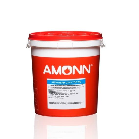Amotherm Gyps WB: vernici protezione dal fuoco ottimale per il cartongesso