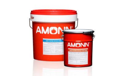 Amotherm: vernici intumescenti e ignifughe Amonn per la protezione passiva dal fuoco