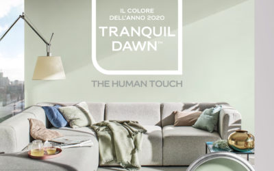 Colore Sikkens 2020: colora la tua casa con Tranquil Dawn