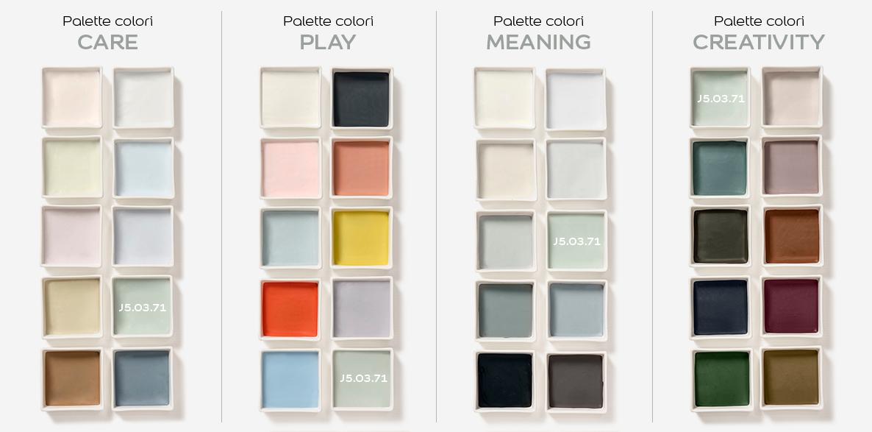 Palette Cromatiche Sikkens 2020