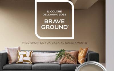Colore Sikkens 2021: predisponi la tua casa al cambiamento con Brave Ground