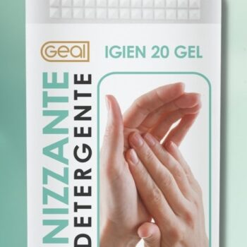 5 igienizzante mani ***